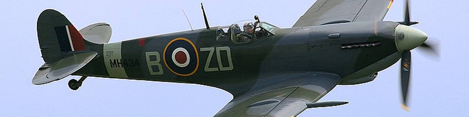 Ray Flying Legends - Spitfire