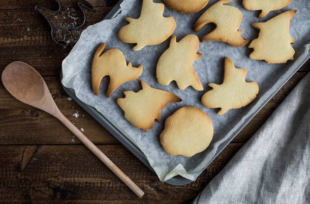 Spooky Biscuits