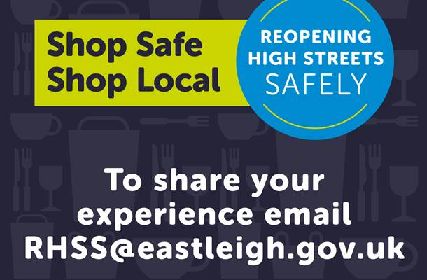Reopening Highsteets Safely Social Square