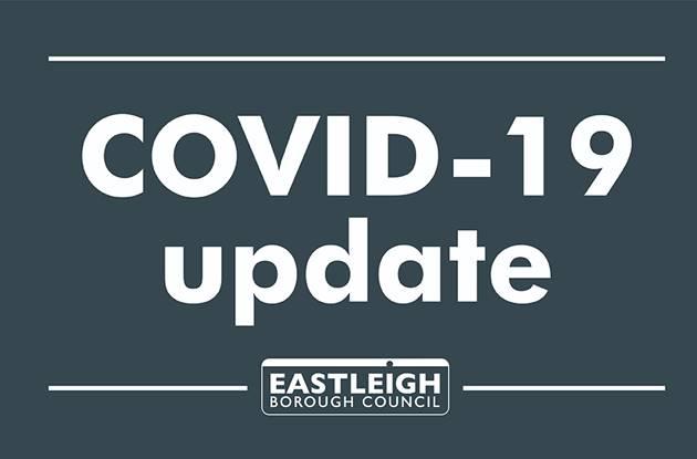 Latest Information Coronavirus Covid 19 Eastleigh Borough Council
