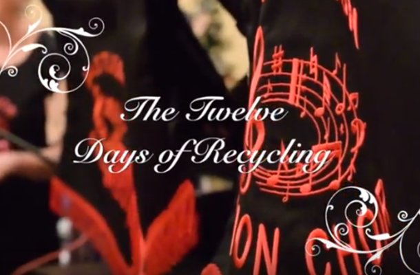 12 Days Fo Recycling