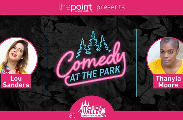 Comedy At The Park FB Event