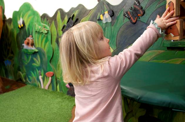 Child In Indoor Play Area (5)